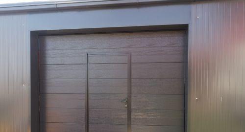 3 prednosti dobro izoliranih garažnih vrat, na katere ne bi pomislili!