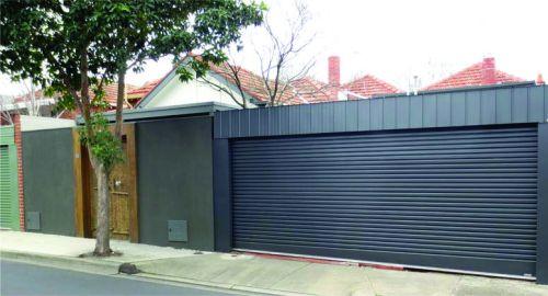 Kakšni so trenutni trendi garažnih vrat?