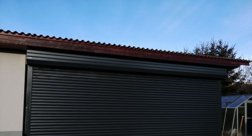 Na te stvari pazite pri dimenziji garažnih vrat!