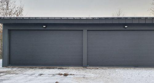 Ne pustite, da mraz poškoduje vaša garažna vrata!