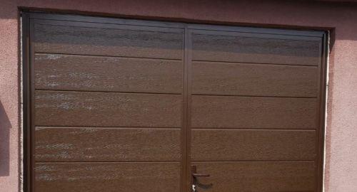 Razkrivamo prednosti dvokrilnih garažnih vrat, ki vas bodo zagotovo presenetile!